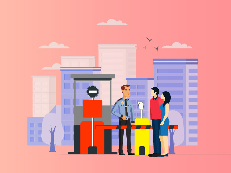 Security Management of Apartments in Bangladesh